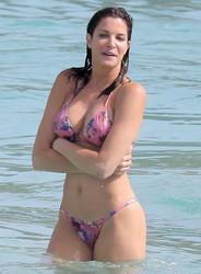 Beach Bikini Candids