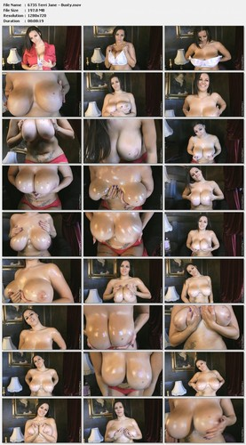 Terri Jane – Busty Christmas Boobs 1 HD