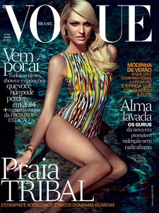 Vogue Magazine (January 2014) Brazil