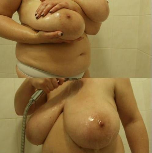 Kristy   Wet Jiggly Tits in Shower HD