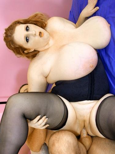 Sapphire   BBW Redhead with Big Tits