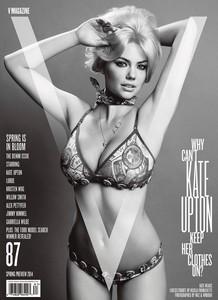 V Magazine - Issue #87 (2014) Spring