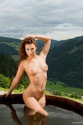 Kagerer nackt anna-maria Gaffa's Celebs: