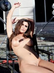 Silvia Hauten  nackt
