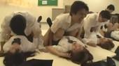 Weird Japan - Schoolgirls orgy fuck in class while teacher is watching over-m3x6bt8ael.jpg